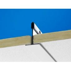 35597480 Потолочная панель Gedina A T15T24 NE (Гедина А Т15Т24 НЕ ) 600x600x15, Белый 500