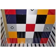 Цветная металлическая панель AP600A6 600x600 Любой цвет по RAL