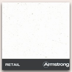 Armstrong Потолочная панель RETAIL Board (РИТЕИЛ Борд ) 1200х600х14 BP 3063 M4