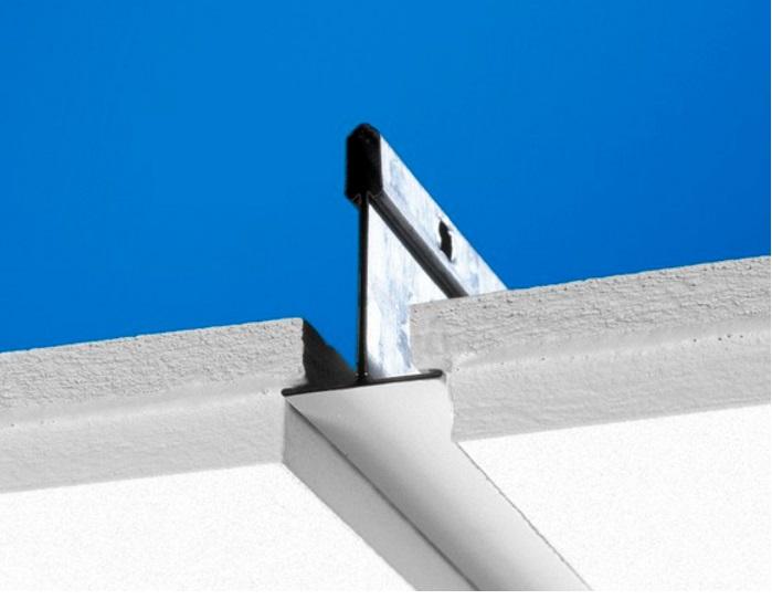 Ecophon 35422261 Потолочная панель Focus E T15 (Фокус Е Т15) 1200x600x20, Белый Frost